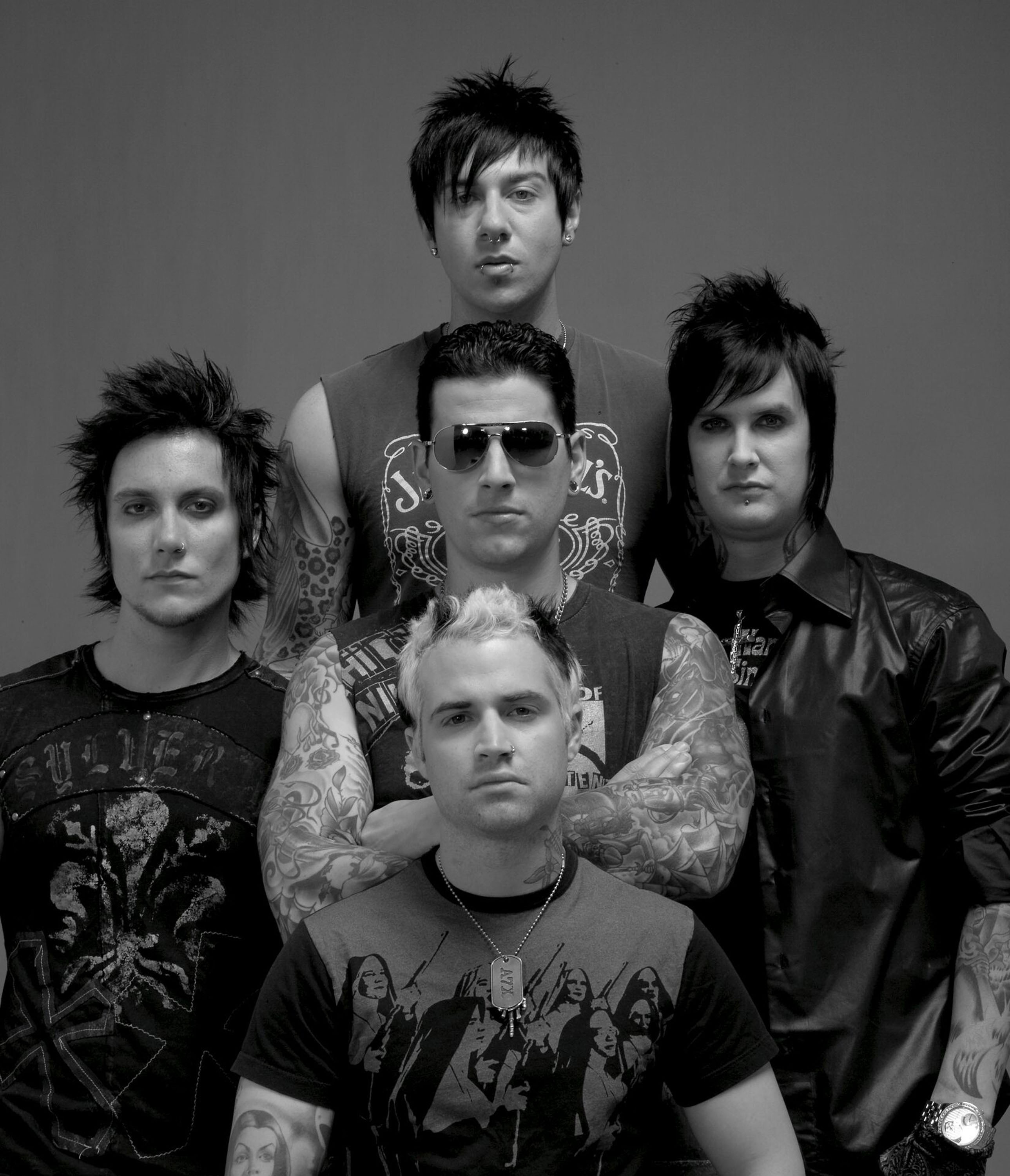 Avenged sevenfold fifty fucking times